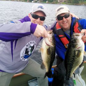 Fishing With WBA - Washington Bass Association